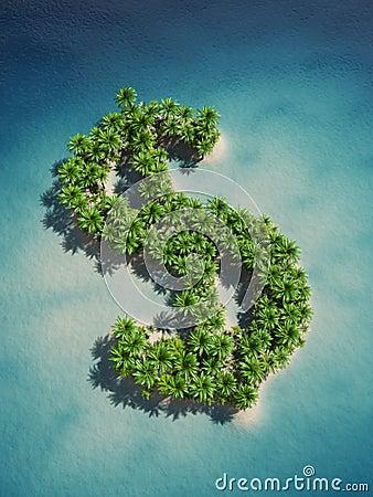 Dollar island