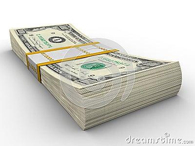 Dollar pack