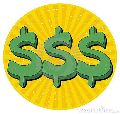 Dollar Sign illustration