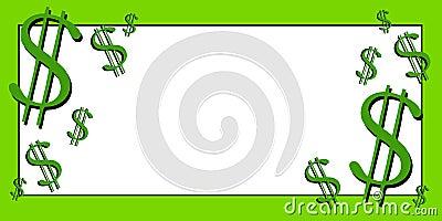 Dollar Signs Money Clip Art 3