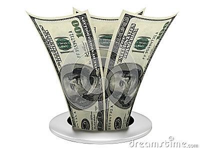 Dollar sink
