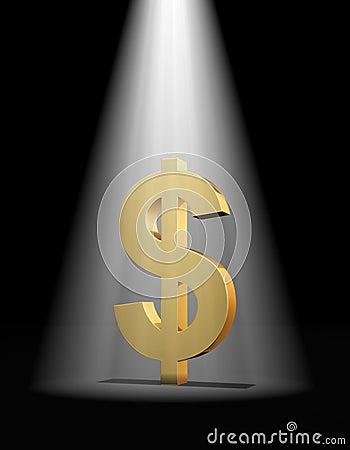 Dollar In The Spotlight