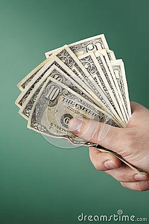 Free Dollars Stock Image - 5127451