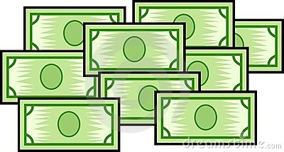 Dollars Stock Photo