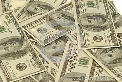 Dollars Backgrounds Royalty Free Stock Photos - Image: 14502618
