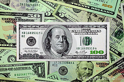 Dollars Bank Note.