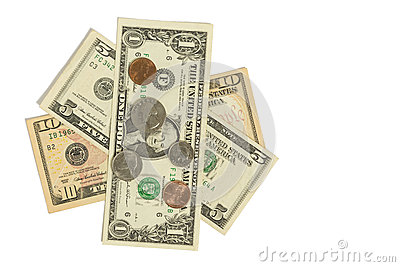 Dollars & Coins