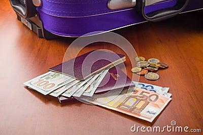 Dollars, Euros and Passports