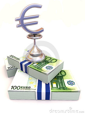 Free Dollars. Sign Stock Image - 4974871