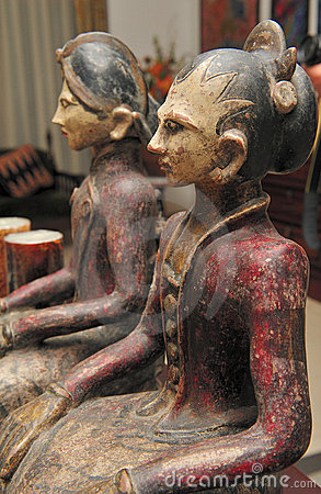 Dolls Batik 2