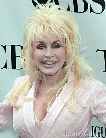 Dolly Parton Editorial Image