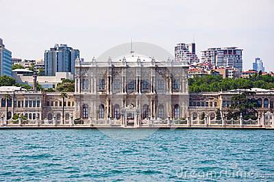 Dolmabahce Palace Royalty Free Stock Photos - Image: 25636018