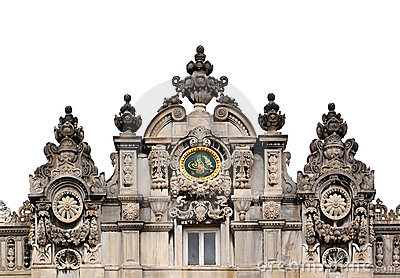 Dolmabahce Palace Details, Istanbul