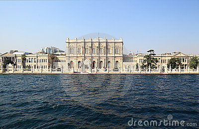 Dolmabahce Palace, Istanbul (Turkey)