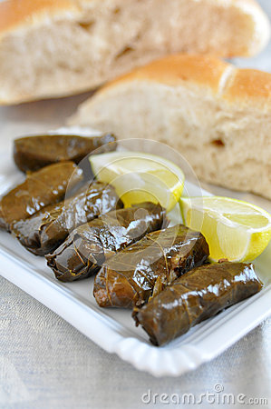 Dolmades, Filled Vineleaves