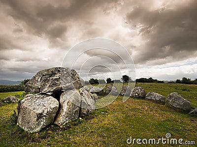 Dolmen, Carrowmore, Ireland