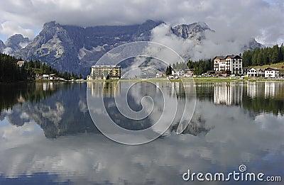 Dolomite Alps, Misurina Lake