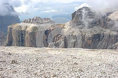 Dolomite Alps, Pordoi