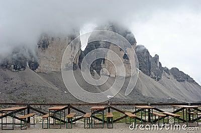 Dolomite Alps, Tre Cime di Lavaredo