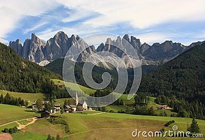 Dolomites: Odle Group