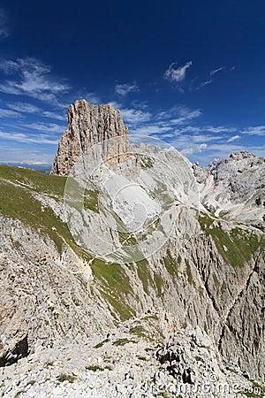 Dolomiti - Catinaccio group