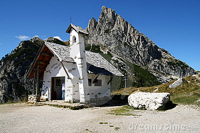 Dolomiti Church