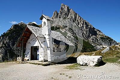 Dolomiti Church
