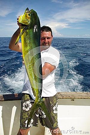 Dolphin fish (mahi-mahi)