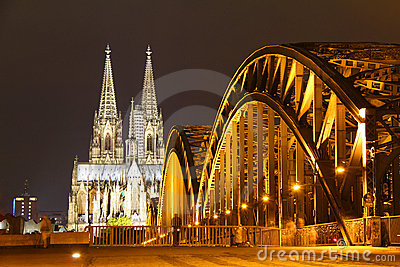 Dom of Cologne. Cologne, Germany