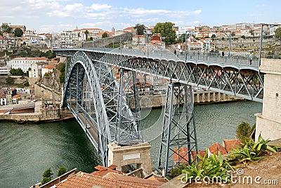 Dom Luis Bridge (Porto)