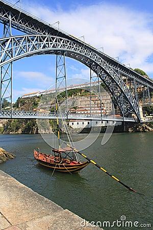 Dom Luis I. Bridge