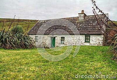 Dom na wsi irlandczyk