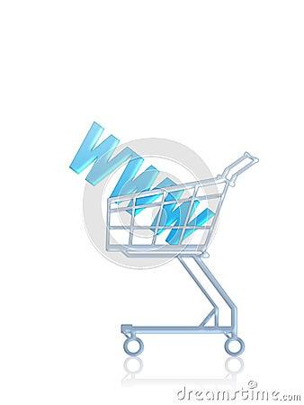 Free Domain Address/internet Buy Royalty Free Stock Photo - 301795