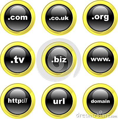 Domain icons