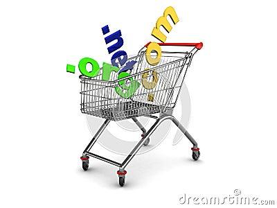 Domains shopping