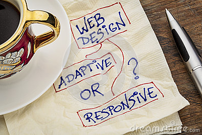Domanda di web design