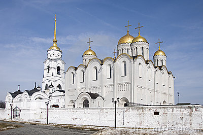 Dome of Assumption cathedral