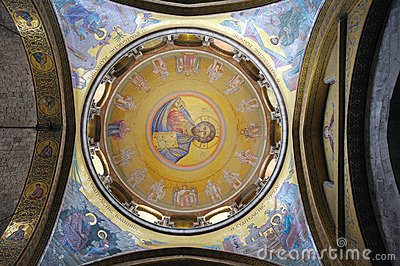 Dome of the Church of the Holy Sepulchre