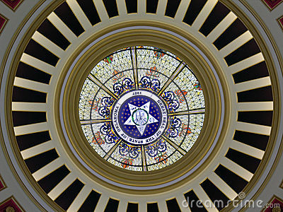 Dome Detail Great Seal