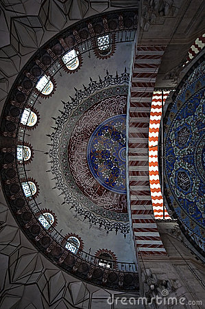 Dome Detail of Selimiye Mosque