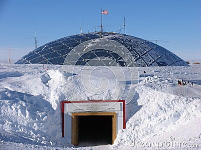 Dome Entrance