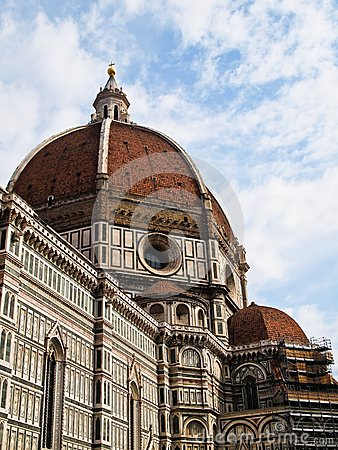 Dome of the Florence Duomo , Italy