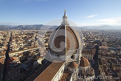 Dome of Florence s cathedral