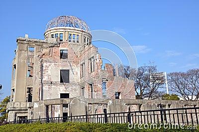 Dome of Hiroshima - Genbaku Domu