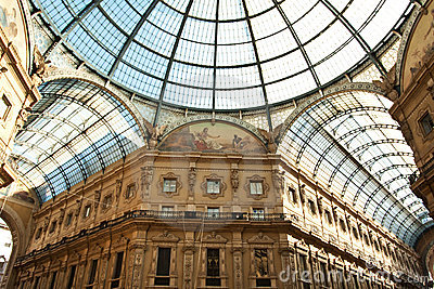 Dome in Milan, Italy