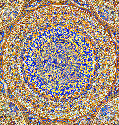 Free Dome Of The Mosque Stock Photo - 6216690