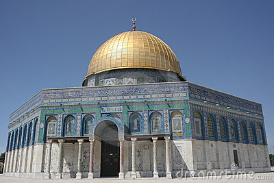 Dome of the Rock,Temple Mount.