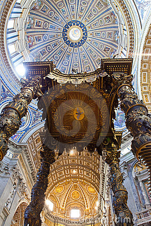 Dome of St Peter s Basilica