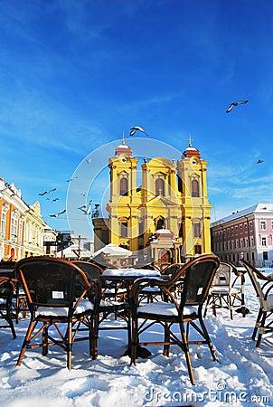 The Dome, Timisoara