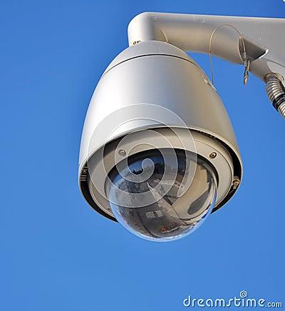 Dome type surveillance